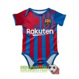 uniformes barcelona bebe local 2021-2022